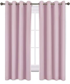 NICETOWN Blackout Curtains for Girls Room - Thermal...
