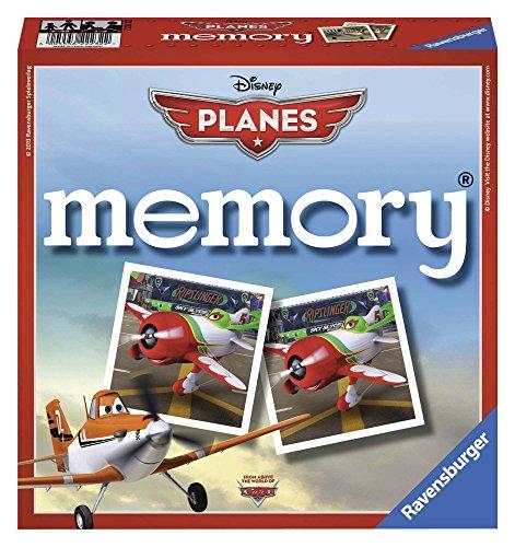 Disney Ravensburger Planes de mémoire