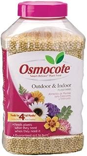 Osmocote Smart-Release Outdoor and Indoor Plant Food Jar, 1.25 lb/567g