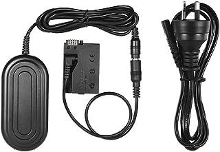 Honeytecs ACK-E8 AC Power Supply LP-E8 Dummy Battery Adapter Camera Charger for Canon 700D 650D 600D 550D /Rebel T5i T4i T...