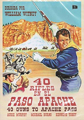 Gewehre zum Apachen-Paß / 40 Guns to Apache Pass ( ) [ Spanische Import ]