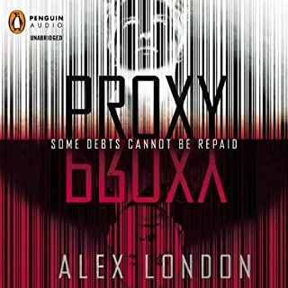 Proxy audiobook cover art