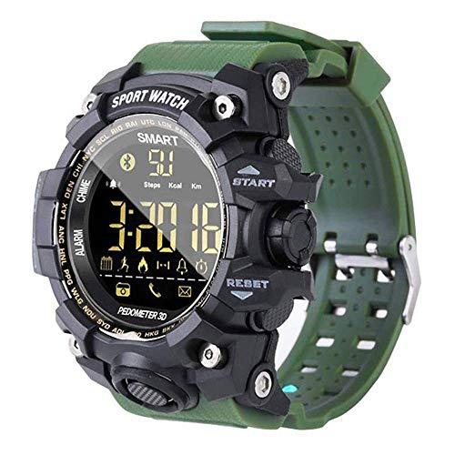 YHONG-Watch Bluetooth Smart Watch Bluetooth Smart Watch Impermeabile Compatibile con Android iOS Sistema Smartwatch contapassi Chiamata SMS promemoria Orologio da Polso