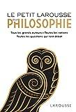 Le Petit Larousse de la Philosophie