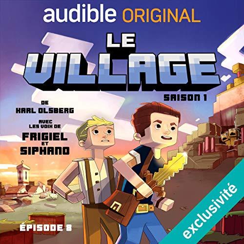 Le village 1.8 audiobook cover art