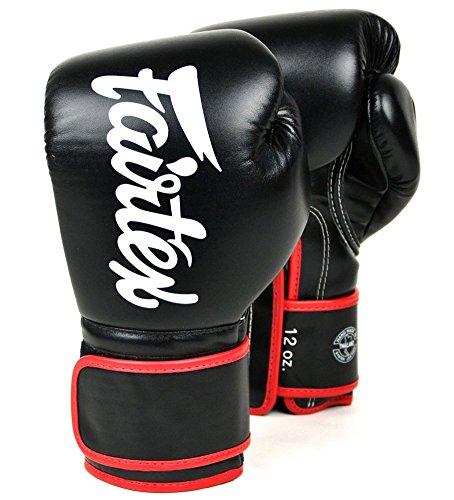 Fairtex BGV11Fairtex f-day guantes de boxeo Muay Thai Boxeo, Artes marciales mixtas, Kickboxing, entrenamiento de boxeo equipo, Gear para artes marciales, Negro