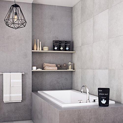 Jacuzzi SA12000 Epsom Bath Salt, 2.2 lb, Lavender