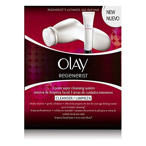 Olay Regenerist 3 Areas Sistema Limpieza Facial Profesional