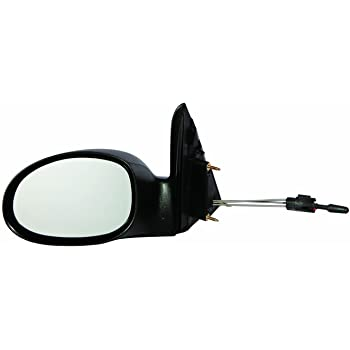 04-10 Without Fold-Away Type 2 Textured Depo 333-5417L3EF Chrysler PT Cruiser Driver Side Power Mirror