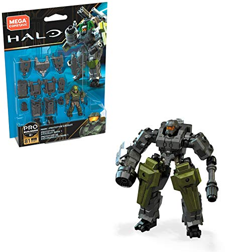 Mega Construx - Halo GLB71 - Mark 1 Prototyp Exo Suit - Exosuits Legends