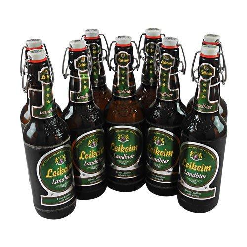 Leikeim Landbier (9 Flaschen à 0,5 l / 5,4% vol.)