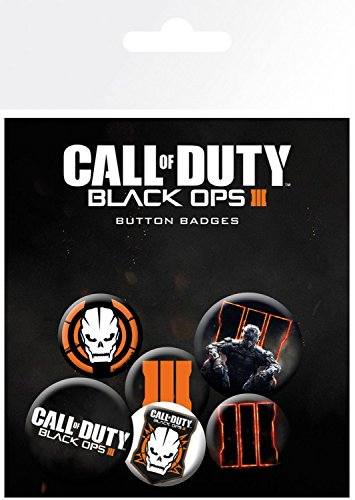 Call of Duty - Black Ops 3, 4 X 25mm & 2...