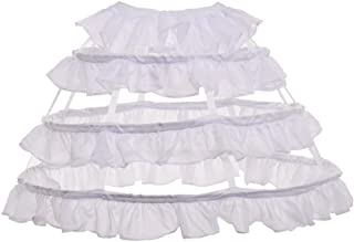 GRACEART Wedding Dress Petticoat Crinoline Underskirt Hoop Skirt