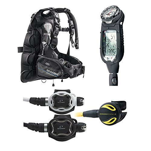 Oceanic Professional Scuba Diving Package