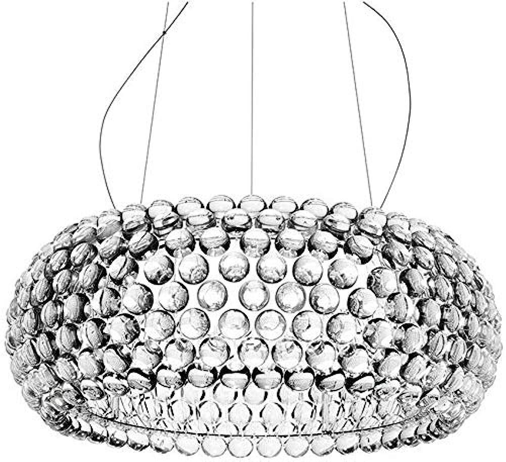 lty modern caboche lampada living room