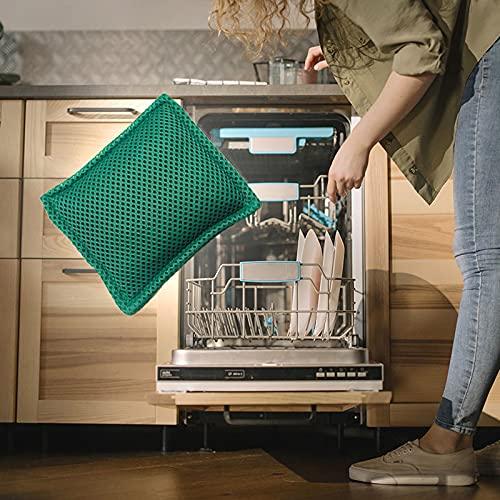 Shop-STORY Ecobag: Bolsa limpiadora ecológica para lavavajillas con perlas de cerámica