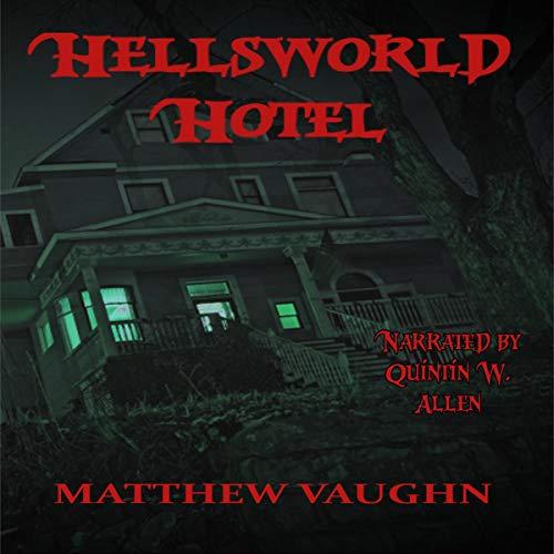 Hellsworld Hotel  By  cover art