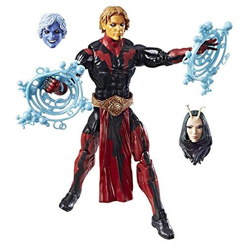Marvel Guardianes de la Galaxy Cosmic Protectores de la Serie Leyendas: Adam Warlock, 15,2cm