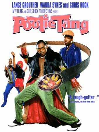 Poster pootie tang Review: Pootie