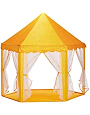 NHR hut Type Kids Play Tent House, Play Zone, Play House, Play Castle for Indoor and Outdoor for 3 to 6 Years Age Group
