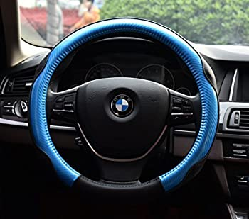 AutoCastle Sports Colorful Car Steering Wheel Cover Automotive Interior Protection