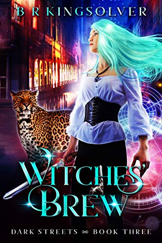 Witches' Brew: An Urban Fantasy (Dark Streets Book 3) (English Edition)