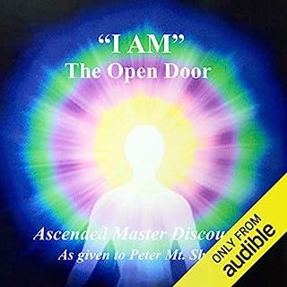 I Am the Open Door audiobook cover art