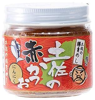 上町池澤本店 土佐の赤かつお にんにく味 120g