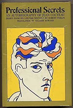 Professional Secrets: An Autobiography of Jean Cocteau 0374237522 Book Cover