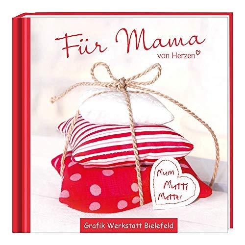 Grafik-Werkstatt Z864110 Geschenkbuch Für Oma von Herzen, Mehrfarbig