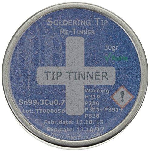 Interflux Lötspitzen Re-Activator bleifrei ohne Abrasivstoffe, Dose, 30 g, TT30