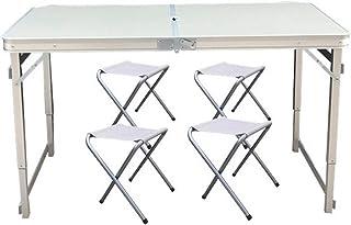 Amazon.es: mesa plegable con sillas dentro