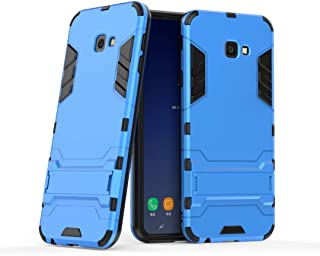 MYLB-US Compatible with Huawei Honor 8C case, [Anti-Drop] Double Shockproof and Sturdy Hybrid Protective case with Stand Function for Honor 8C case Huawei Honor 8C