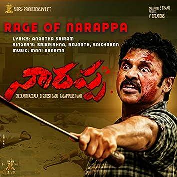 "Rage of Narappa (From ""Narappa"")"