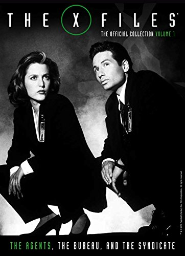 X-FILES MAGAZINE SPECIAL SHOW COMPANION 01: The Official Collection