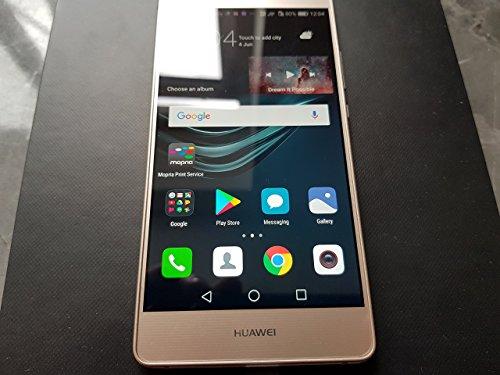 Huawei P9Lite 16GB 4G Gold(Dual Sim, Android, NanoSIM, GSM, UMTS, Micro-USB)