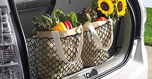 Envelope Style Trunk Cargo net for Toyota Prius V 2012 2013 2014 2015...
