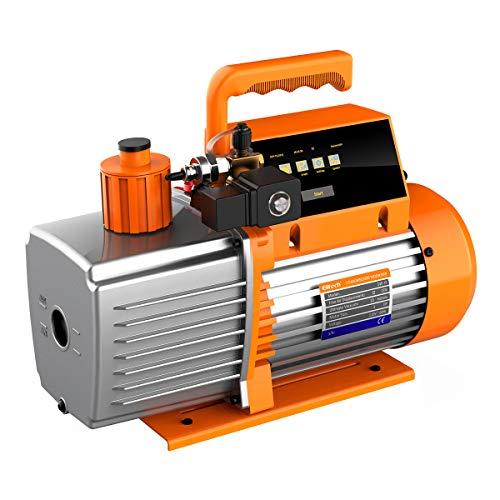 best 2 stage vacuum pump