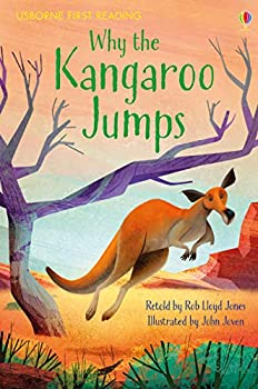 Why the Kangaroo Jumps 1474933394 Book Cover