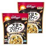 【Amazon.co.jp限定】 ケロッグ 大豆プロテイングラノラ袋 350gx2個セット