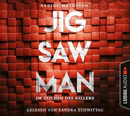 Jigsaw Man Titelbild