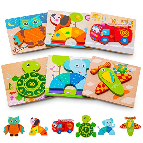 Toddler Puzzles, Puzzles for 2 Years