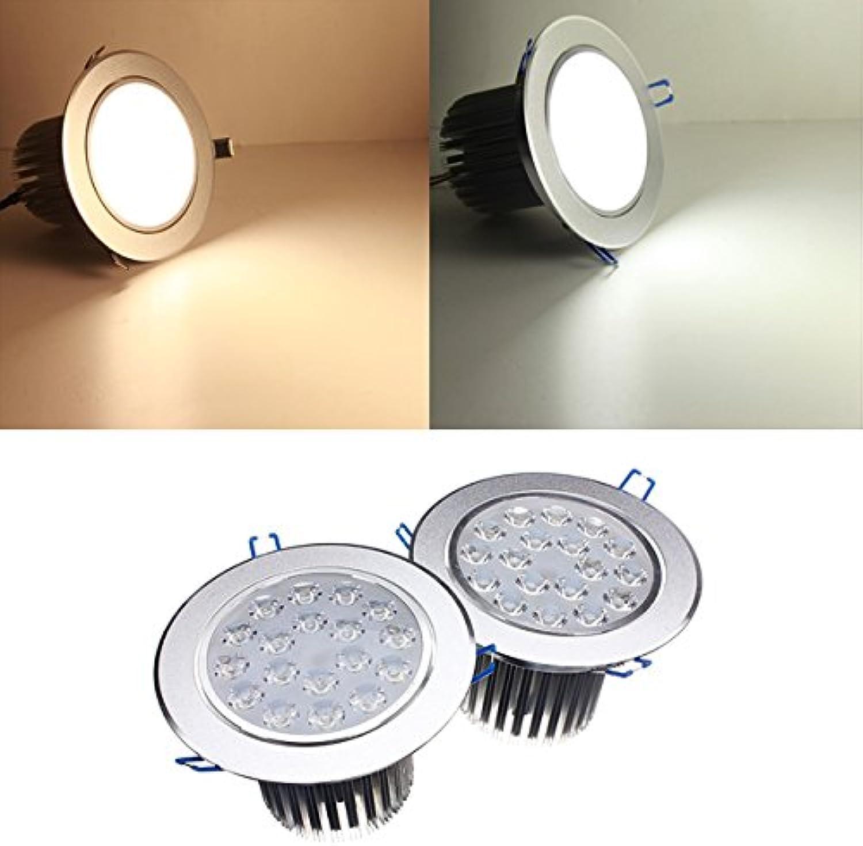 QIZIANG 18W helle LED-Deckeneinbauleuchte 85-265V  Driver Hot Hot Hot (Farbe   Weiß) B07KVBM94Q  | Roman  e7b9d6