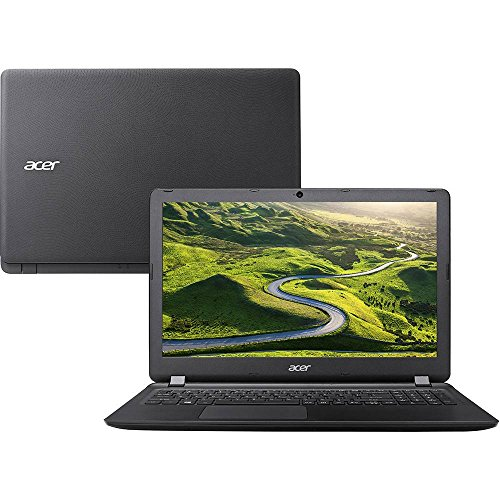 Notebook Acer ES1-572-33SJ Intel Core i3 4GB RAM 1TB HD 15.6' Windows 10