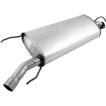 Walker 54721 Quiet-Flow Stainless Steel Muffler Assembly