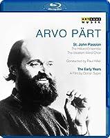 アルヴォ・ペルト:2015年9月11日,80歳の誕生日を記念して[Blu-ray Disc]