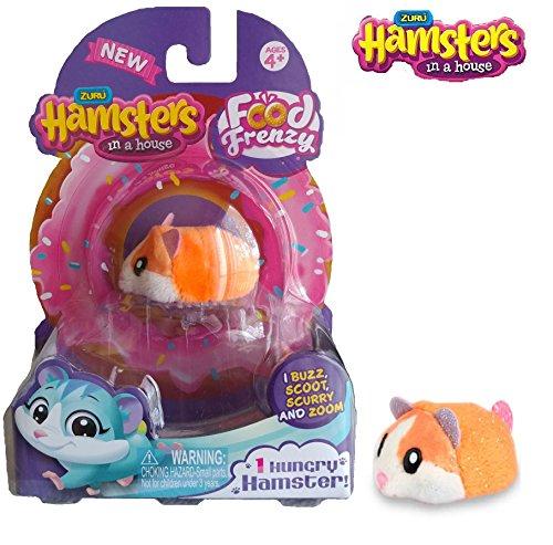 Zuru NEW Hamsters In a House - HONEY