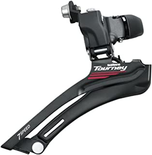 shimano 8 speed triple front derailleur