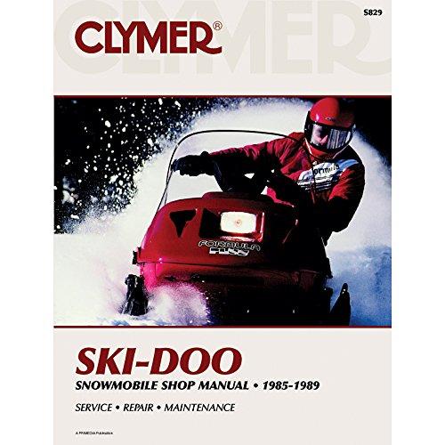 ski doo service manual - 1