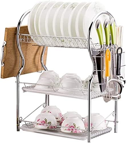 Max 76% OFF Utensil Holder Dish Rack Draining Foldable Cheap with Board Sta Drain